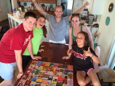 vaca 2015 cousins victor puzzle