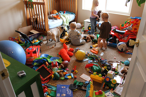 overindulged children