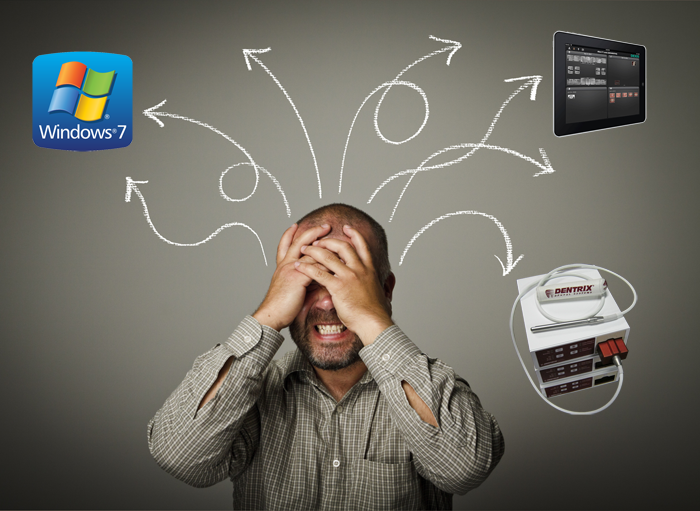 tech-headache