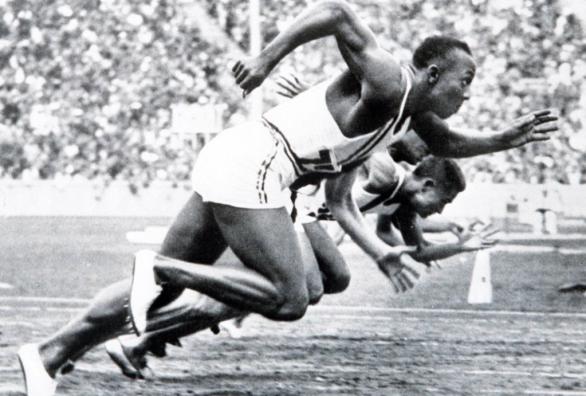 jesse owens olympics 1936