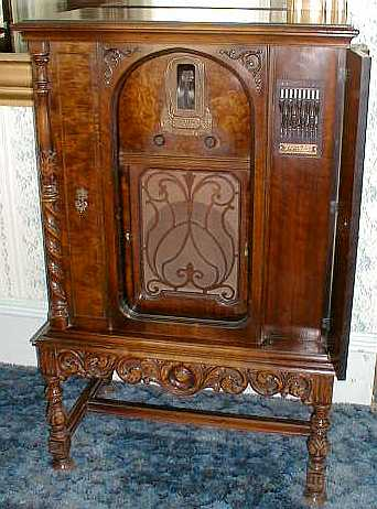 zenith radio 1930s blog picture