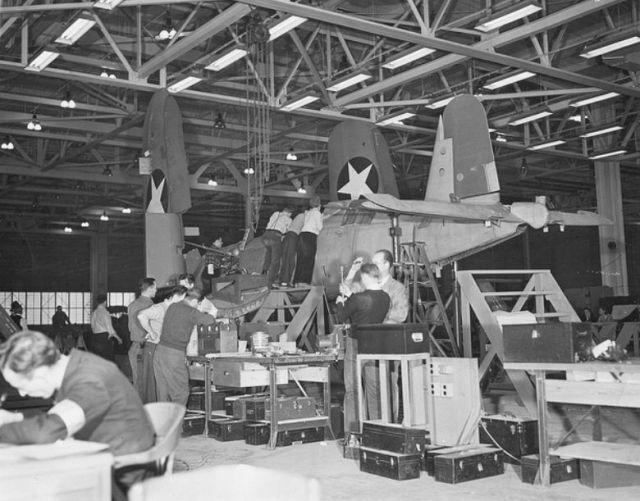 goodyear aircraft ww2 dads blog