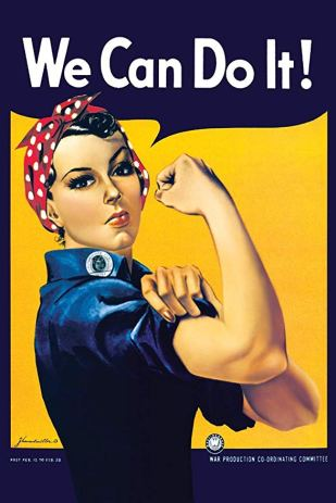 rosie the riveter dads ww2 blog