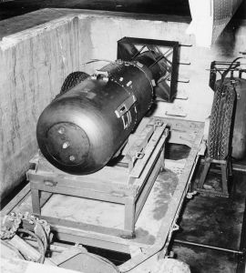 Little Boy The Atom Bomb used to end WWII