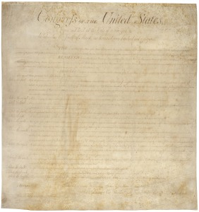 Bill of Rights of The Constitution of the United States of America