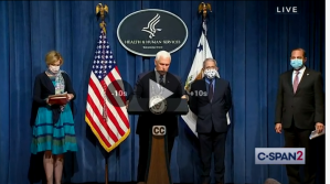 Pence and White House Task Force on Coronavirus COVID-19