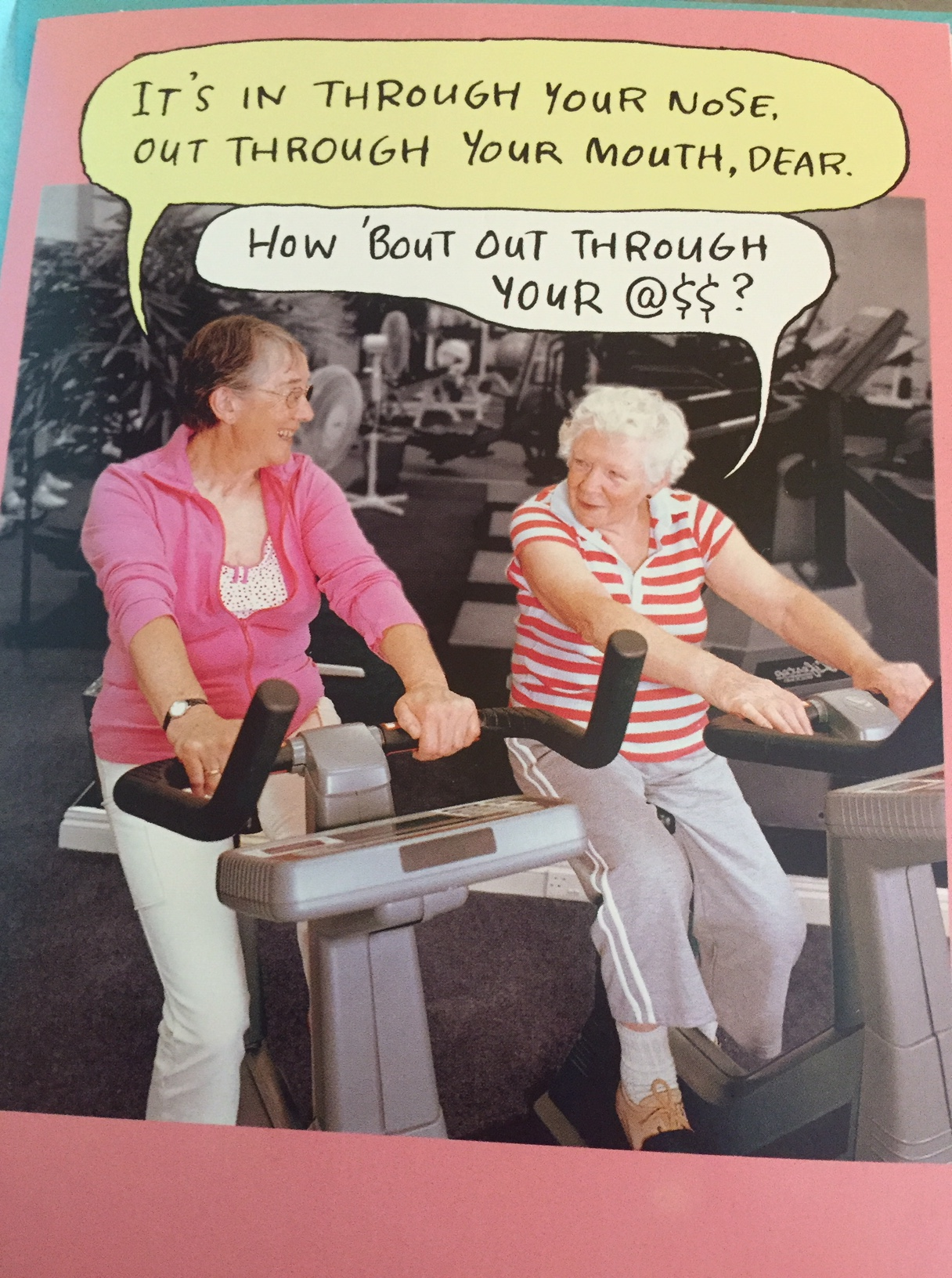 Funny Image about Aging Disgracefully